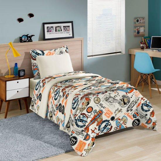 linha confort kids sbx textil