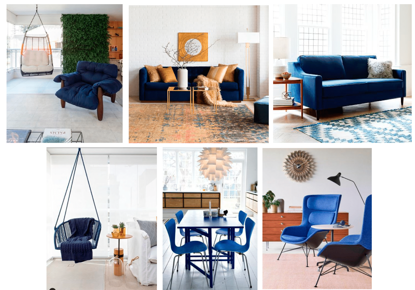 Classic Blue: a cor Pantone 2020 para dentro da sua casa