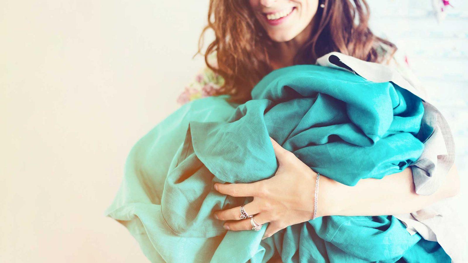 tecido roupa de cama